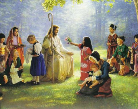 Dâng Chúa ngày xuân (Thái Nguyên - Hồ Bích Ngọc)