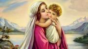 Mẹ với con (Thái Nguyên - Khắc Dũng)